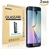 Best Galaxy 6 Edge Cases - [2 PACK] Samsung Galaxy S6 Edge Screen Protector Review