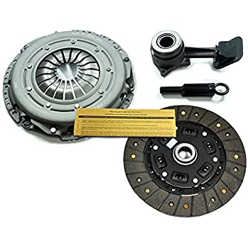 EFT HD CLUTCH KIT+SLAVE CYL 2000-2004 FORD FOCUS S2 SE ZTS ZTW ZX3 ZX5 2.0L DOHC