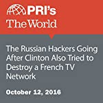 The Russian Hackers Going After Clinton Also Tried to Destroy a French TV Network | Leo Hornak