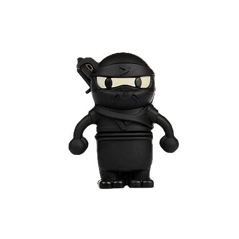 Ninja 8 GB Memoria Almacenamiento de Datos - USB Flash Pen ...