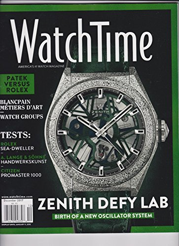 WATCH TIME MAGAZINE THE WORLD OF FINE WATCHES DECEMBER - Time Priority Usps International Mail