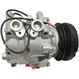 RYC Remanufactured AC Compressor and A/C Clutch GG560