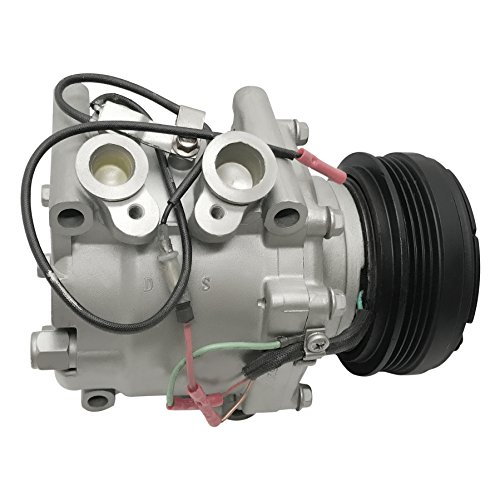 RYC Remanufactured AC Compressor and A/C Clutch GG560 2000 Honda Civic A/c