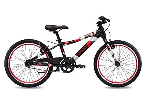 Guardian Lightweight Kids Bike 20 Inch, Safe Patented SureStop Brake System, Kids Mountain Bike, Bike Sizes for Kids 3' 9