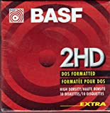 Diskettes New Basf 2hd DOS Double Sided 3.5''