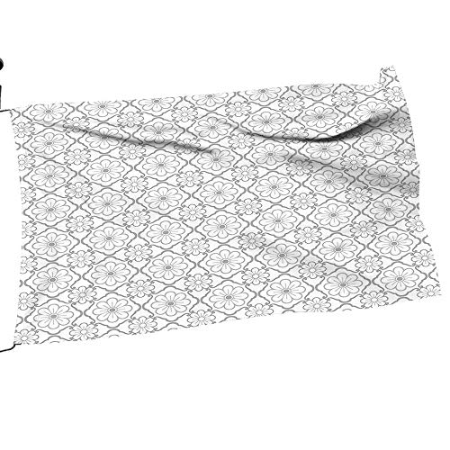 painting-home Garden Flag Arbor Royal L KED Branch Traditi al Classic Style Graphic Ative Grey White for All Seasons12 x 18