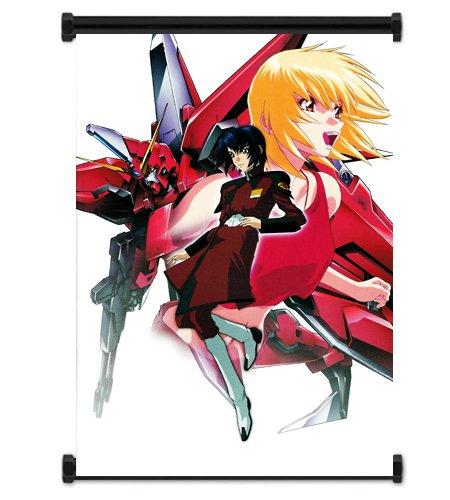 Gundam Seed Anime Fabric Wall Scroll Poster (31