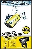 Full HD 1080P 20M Underwater Waterproof Night Sports Action Camera for Surfing Surfboard Bike Car Mini DVR RD32 II