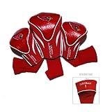 NFL Arizona Cardinals 3 Pack Contour Fit Headcover