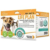 Lifeplan and Smart Tap Tag Pet Tracker, GPS Locator for Cats and Dogs