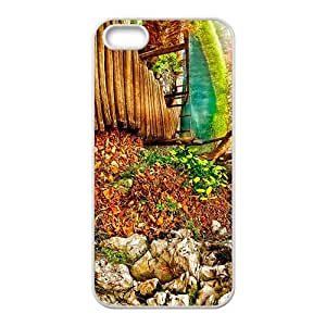 Attractive Hill Bridge Hot Seller High Quality Case Cove For Iphone 5S