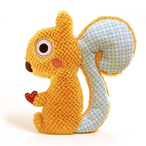 GUND Baby Clayton Happi Squirrel 13'' Plush by Dena Design by GUND