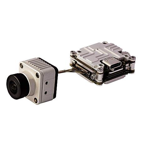 LJPzhp Cámara Drone Sistema Digital de Alta definición de 5,8 GHz ...