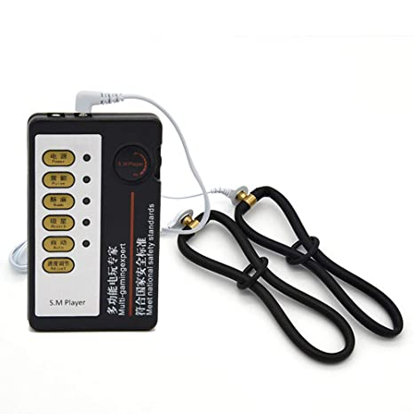 Amazon.com: QWE Electro E-stim Kit-Accessories Electro-Stimulation