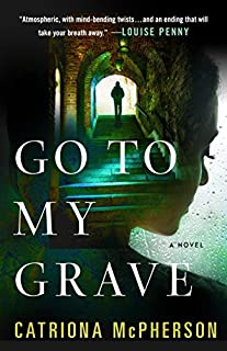 Book Cover: Go to My Grave