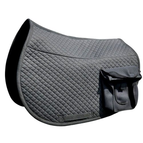Neoprene Trail Saddle - 8