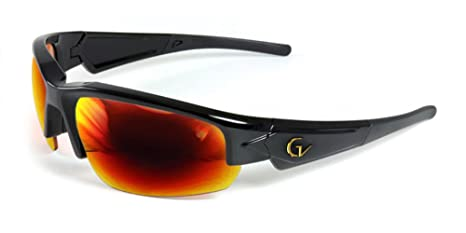 f45a892eea6 Image Unavailable. Image not available for. Color  Maxx Sunglasses Gold  Vision ...