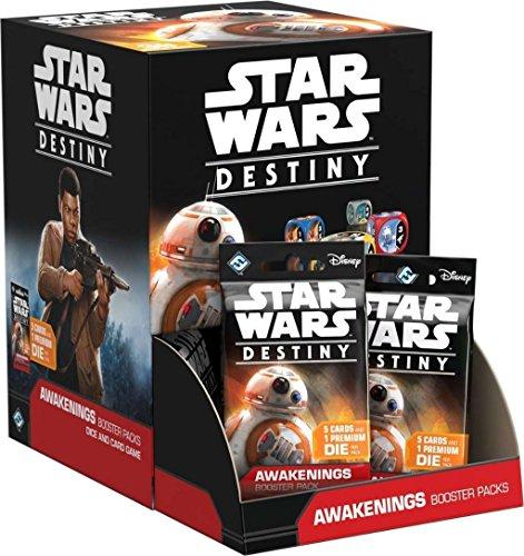 Star Wars Destiny TCG: Awakenings Display Box (36 Booster Packs) Gravity Feed ()