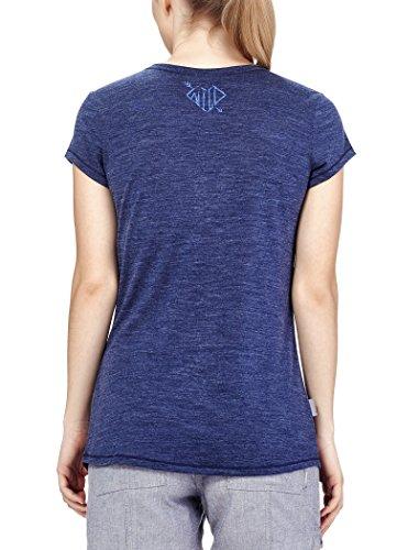 Icebreaker Damen Spheria Short Sleeve V Vorhang mit leicht Tops
