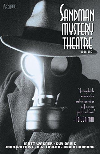 Sandman Mystery Theatre: Book One (Sandman Mystery Theatre (1993-1999) 1)]()