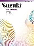 Best Book Of Violas - Suzuki Viola School, Vol. 6, Viola Part Review