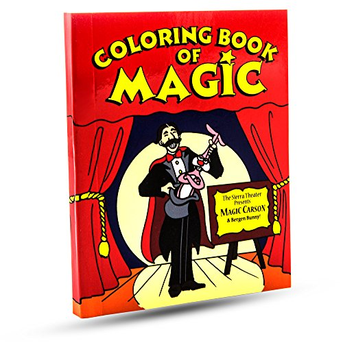 Magic Makers Magic Coloring Book - Pocket Size (5 x 4 - To Potter Make Easy Harry Costumes