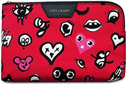 Estee Lauder Small Cosmetic Makeup Bag by Estee Lauder: Amazon.es: Belleza