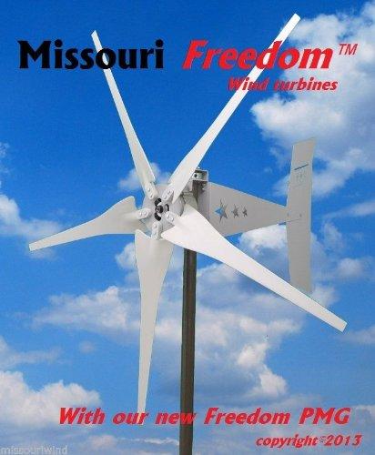 Missouri FreedomTM Blade Turbine Generator product image