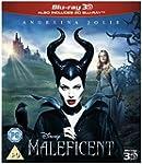 Maleficent (Blu-ray 3D + Blu-ray) [20...