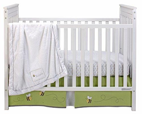 Wendy Bellissimo Honey Bee 3 Piece Crib Bedding ()
