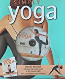 Simply Yoga Book & DVD (May 2008)