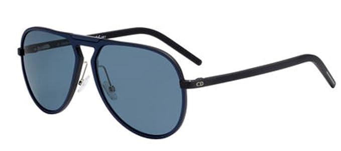 e1b4e4c2d5 Image Unavailable. Image not available for. Colour  New Christian Dior  Homme Al 132 S 02K7 9A Matte Blue ...