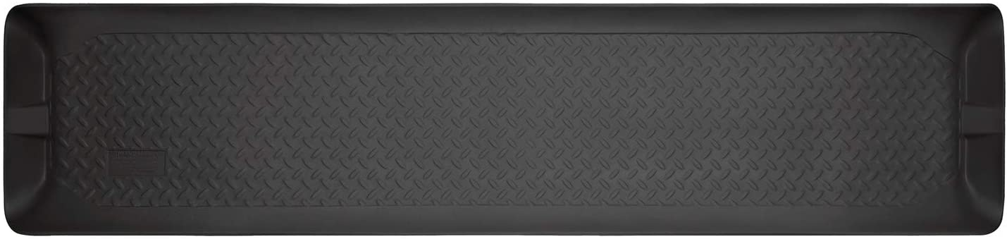 Black Husky Liners Custom Fit Second Seat Floor Liner for Ford Excursion for Select Ford Excursion Models