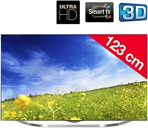 LG 49UB850V - 124,46 cm 3D LED TV - Smart TV: Amazon.es: Electrónica
