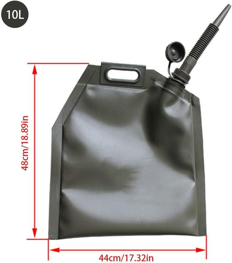 iB/àste Petrol Can Portable Oil Drum Spare Fuel Tank 10L 20L 30L Motorcycle Fuel Container Diesel Petrol Oil