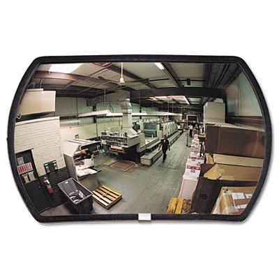 160 degree Convex Security Mirror, 24w x 15'''' h, Sold as 1 Each