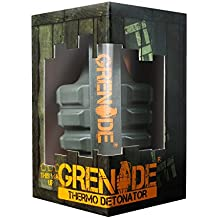 Grenade Thermo Detonator, Powerful Thermogenic Fat Burner and Award Winning Weight Loss Capsule, 100 Capsules