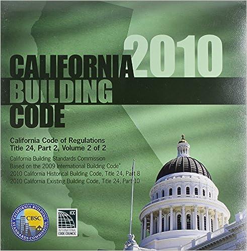 2010 california building code title 24 part 2 volume 1 2 2010 california building code title 24 part 2 volume 1 2 1st edition fandeluxe Gallery