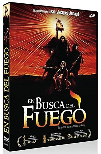 EN BUSCA DEL FUEGO (La guerre du feu - quest for fire) - All Regions - PAL format