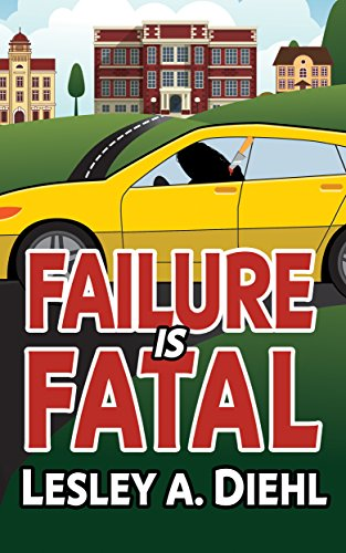 Failure Is Fatal (Laura Murphy Mysteries Book 2)