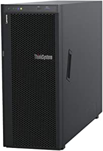 Lenovo ThinkSystem ST550 Tower Server 2 x Intel Xeon Silver 4210, 128GB DDR4, 2TB SSD, 24TB HDD, RAID, Matrox G200 Graphics