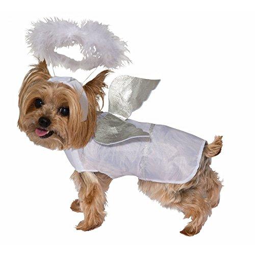 Angel Dog Costume (X Small Dog Costumes)