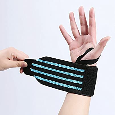Wristband basketball sweat-absorbent breathable warm wristband Estimated Price £11.37 -