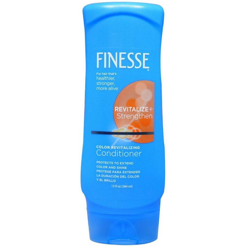 Amazon Com Finesse Color Revitalizing Shampoo 13 Oz Beauty