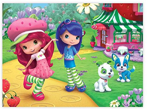 Ceaco Strawberry Shortcake - Strawberry & Blueberry Puzzle (60 ()