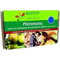 Biotop – Feromona Carpocapsa de manzanas y peras