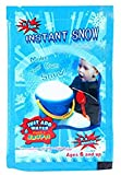 Instant Snow to Go Artificial Snow Powder Fake Snow for Christmas Craft Kids (1pcs, Pack)