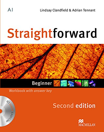Straightforward Workbook com Audio CD-Beginners ( com Key)