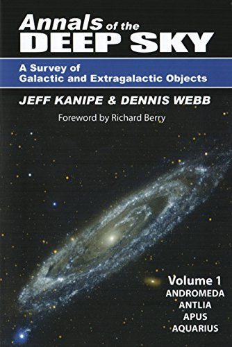 Books : Annals of the DEEP SKY, Volume 1
