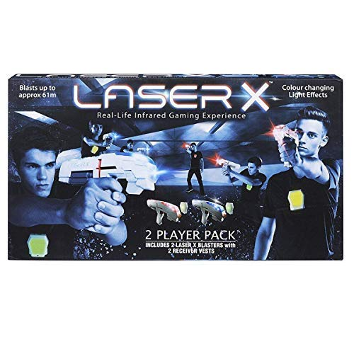 Laser X Real Life Infrared Gaming Experience